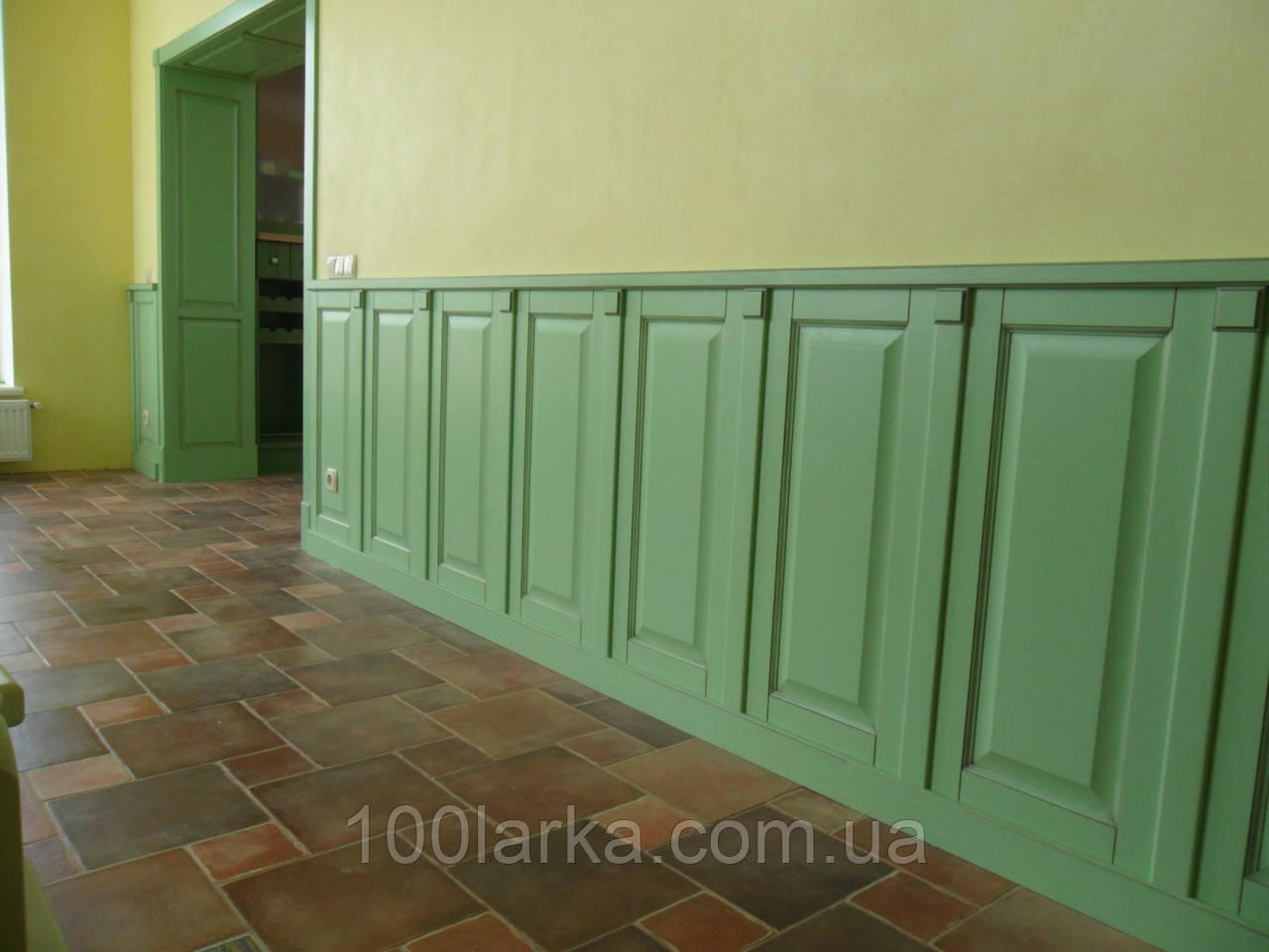Деревянные панели для стены (декор стен деревом)