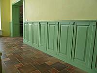 Деревянные панели для стены (декор стен деревом) Ясень