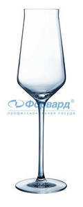 J8907 Бокал для шампанского ChefxSoммelier серия Reveal up210мм