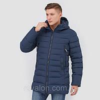 Зимняя мужская куртка Vavalon KZ-P246 ink-blue