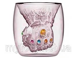 Чашка Перчатка Таноса с фильма Мстители