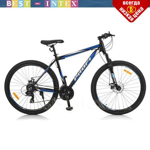 Велосипед 27,5 дюймів Profi G275GRAPHITE A275.1