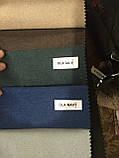 Обивочная ткань для перетяжки мебели Ола наві OLA NAVY, фото 3