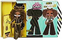 Игровой набор с куклой L.O.L. Surprise O.M.G. Королева Пчелка с аксессуарами