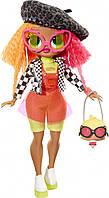 Игровой набор с куклой L.O.L. Surprise O.M.G. Леди Неон с аксессуарами