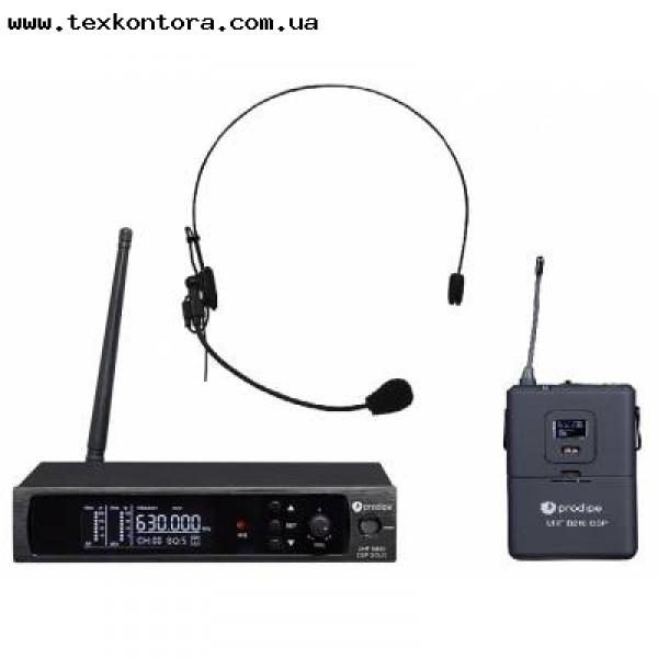 Радиосистема Prodipe B210 DSP Solo Headset