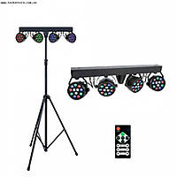 Мобильный комплект шоу свето-приборов SET PAR