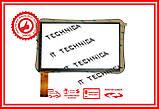 Тачскрін 179x111mm 30pin ZHC-Q8-057A БІЛИЙ Тип1, фото 2