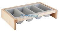 13995 Диспенсер для столовых приборов APS 57,5х47х12 см