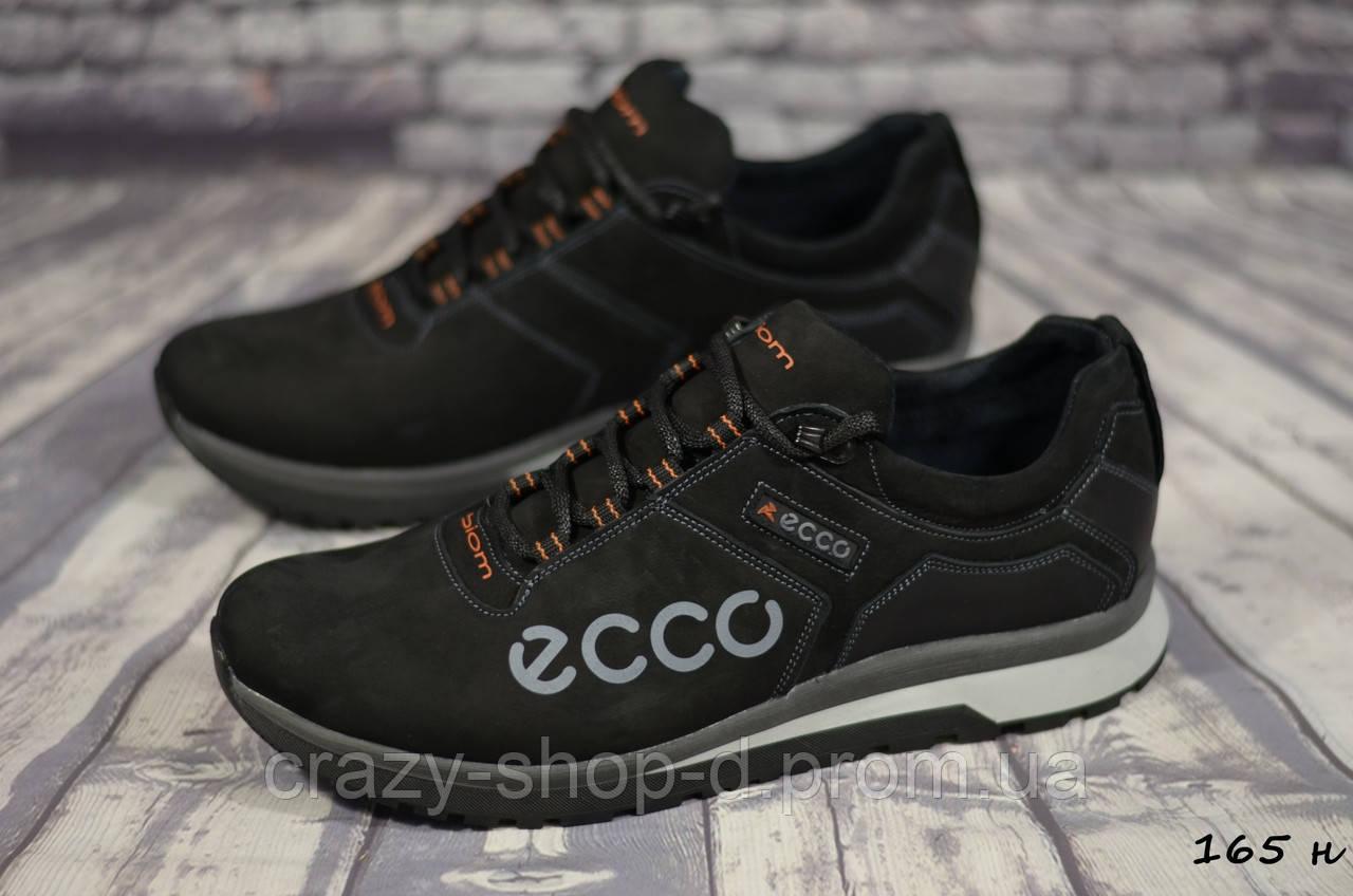 Мужские кроссовки Ecco  (Реплика) (Код: 165 н   ) ► Размеры [40,41,42,43,44,45]