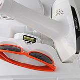 Эпилятор лазерный KEMEI KM-6812 для тела и лица, фото 3