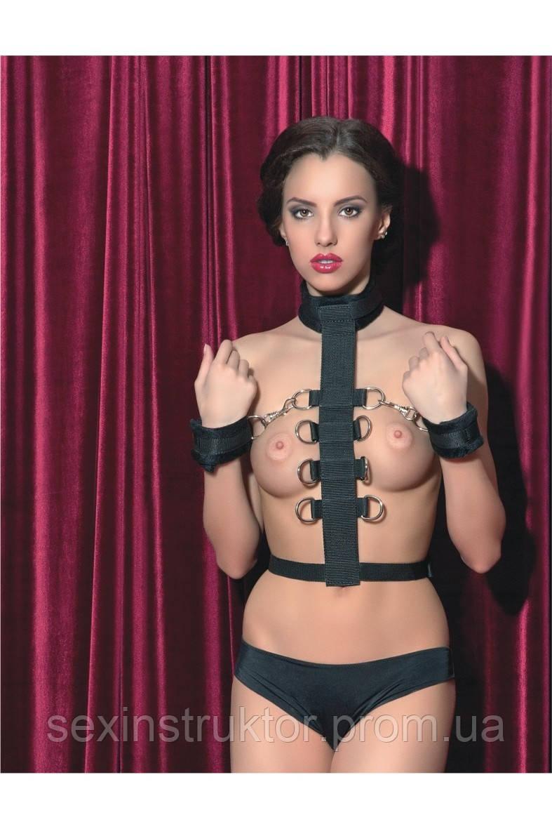 TOYFA Theatre, Bondage harness, textile