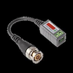 1-канальный пасcивный приемник/передатчик видеосигнала Green Vision GV-01HD P-03
