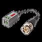 1-канальный пасcивный приемник/передатчик видеосигнала Green Vision GV-01HD P-03, фото 2