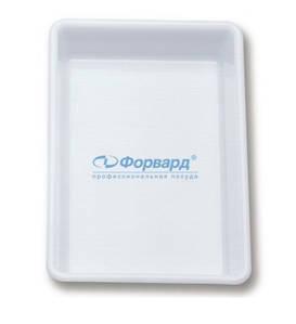 Емкость для хранения без крышки Araven 01130, полиэтилен 345х235х75мм, 3 л