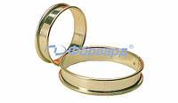 Форма для выпечки круг Matfer 371665 d 240 мм, h 20 мм