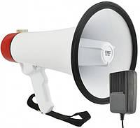 Мегафон рупор громкоговоритель Megaphone ER-55 дальность 450м