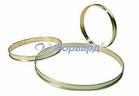 Набор форм для выпечки круг 6 шт Matfer 371754 d 75 мм, h 16 мм