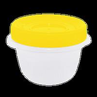 Набор контейнеров Омега 0,285л*3шт закрутка