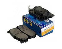 Колодки тормозные задние KIA CARENS/CLARUS/CREDOS 2/SEPHIA/SHUMA диск (Hi-Q). SP1079-R