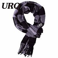 Шарф в клетку, клетчатый шарф: мужской/женский