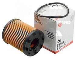 Фильтр масляный FIAT BRAVO 1.4 2007-2013, LINEA 1.4 2007-2011, Doblo, Idea, Punto, S (SAKURA). EO1401