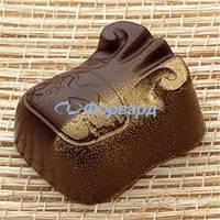 Форма для шоколада Martellato MA1702 30х25 мм, h 14 мм