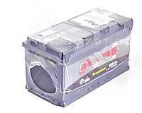 Аккумулятор 100Ah 12V EN950 Premium серый корпус 353х175х190mm R (A-MEGA). A100AMPс950R
