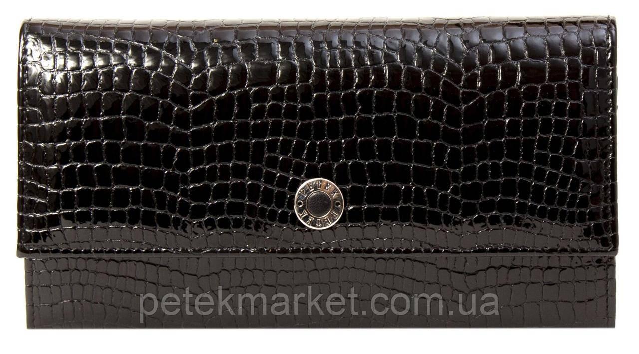 Кожаный женский кошелек Petek 400