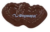 Форма для шоколада два сердца Martellato 90-1021
