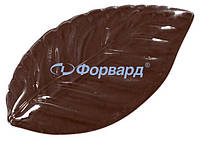 Форма для шоколада листик розы Martellato 90-13040