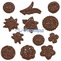 Форма для шоколада цветы Martellato 90-13062