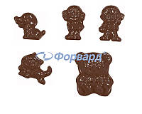 Форма для шоколада детская Martellato 90-13611