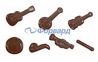 Форма для шоколада музыкальные инструменты Martellato 90-13912