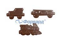 Форма для шоколада паровоз Martellato 90-15365