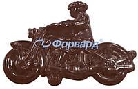 Форма для шоколада мотоциклист Martellato 90-15391