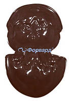 Форма для шоколада зайчик Martellato 90-2021