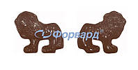 Форма для шоколада лев Martellato 90-9390