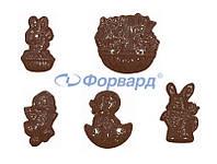 Форма для шоколада животные Martellato 90-2117