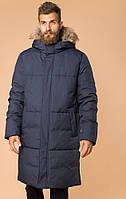 Мужская синяя куртка MR520 MR 102 1697 0819 Dark Blue