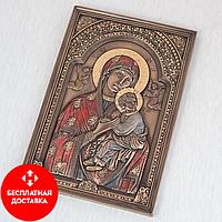 Картина Дева Мария и Иисус (15*23 см)