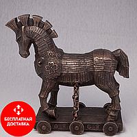 Статуэтка Троянский конь (26*25 см)