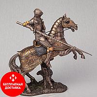 Статуэтка Рыцарь на коне (27 см)
