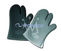 Перчатка силиконовая синяя Silikomart ACC072BC 285х168 мм
