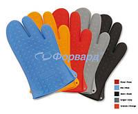 Перчатка силиконовая синяя Silikomart ACC073BC 274х167 мм