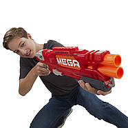 Бластер Nerf Мега ДаблБрич DoubleBreach Blaster, фото 5