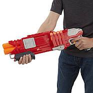 Бластер Nerf Мега ДаблБрич DoubleBreach Blaster, фото 8