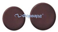 Поднос круглый коричневый из стекловолокна FoREST 583500 36 см