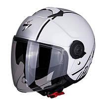 Мотошлем Scorpion EXO-City Avenue Matt (белый)