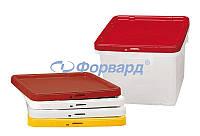 Крышка для ящика красная Paderno 44041-03 40х40 см